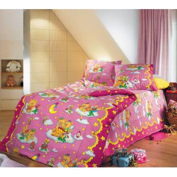 Бязь 150 Сладкий сон 2 розовый,,рис.91982