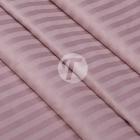 Страйп сатин 240см полоса 1*1,125гр, цв.розовый-зефир