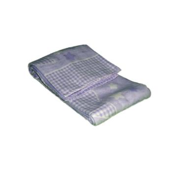 Одеяло детское байковое 100*140,450гр,арт.065