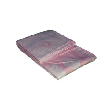 Одеяло детское байковое 100*140,450гр,арт.066