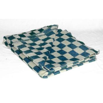 Одеяло байковое 1,5 сп 140*205,420гр,арт.ekon