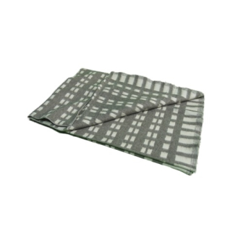 Одеяло байковое 1,5 сп 140*205,420гр,арт.113a