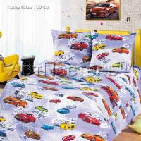 Бязь детская Авто Мир 150-4527-1