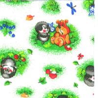 Фланель 90см детская арт.frd136-1