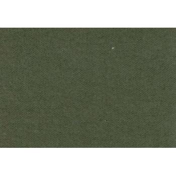 Фланель 90см однотонная цв.олива
