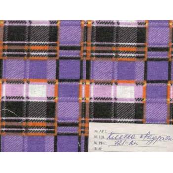 Фланель сорочечная 150см,176гр,арт.421-2