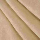 Ткань микрофибра с тиснением 220/85гр арт.016 светло кремовый