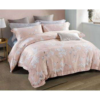 Тенсель ткань постельное 50%хл-50%пэ,250см,пл.90гр,50м006