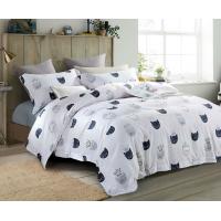 Тенсель ткань постельное 50%хл-50%пэ,250см,пл.90гр,50м010