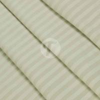 Страйп сатин 240см полоса 1*1,125гр, цв.кремово-бежевый