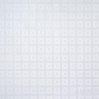 Страйп сатин 240см квадрат,125гр, цв.белый