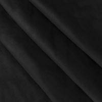 Сатин г/к 250см цв.черный