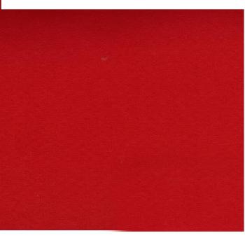 Саржа 150см/260гр красная рис.034